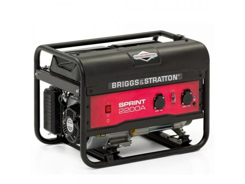 Generator de curent BRIGGS & STRATTON SPRINT 2200 A