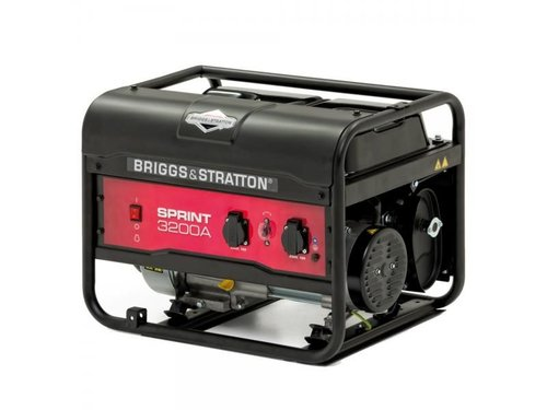 Generator de curent BRIGGS & STRATTON SPRINT 3200 A