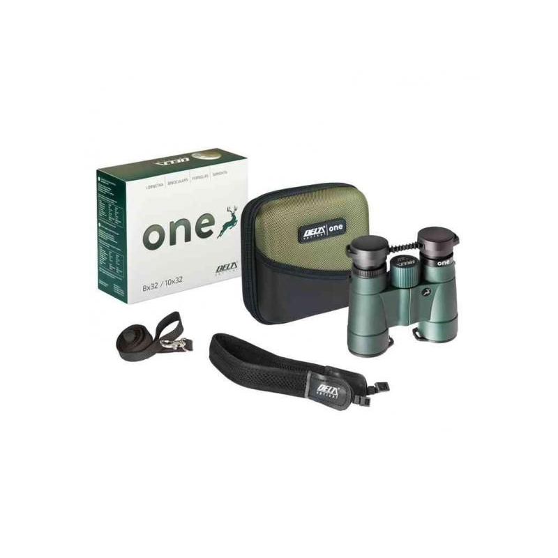 Binoclu Delta Optical ONE 10x32 2