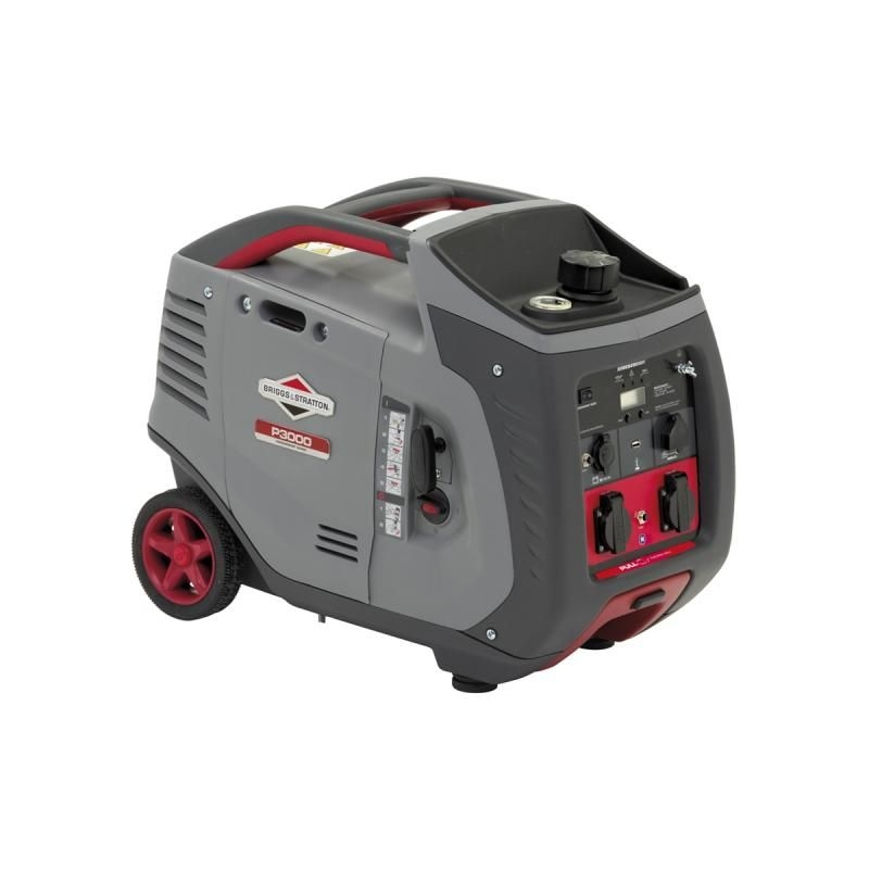 Generator de curent BRIGGS & STRATTON SPRINT P3000i – INVERTOR 1
