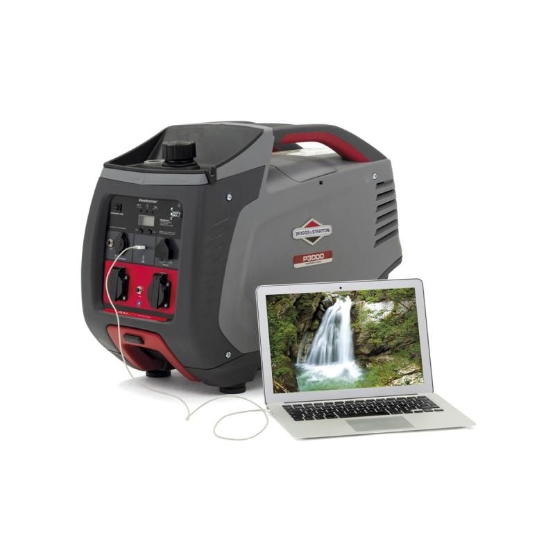 Generator de curent BRIGGS & STRATTON SPRINT P3000i – INVERTOR 2